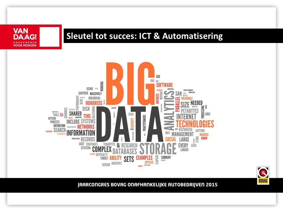 Sleutel tot succes: ICT & Automatisering