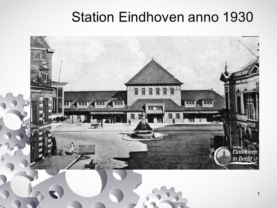 1 Station Eindhoven anno 1930