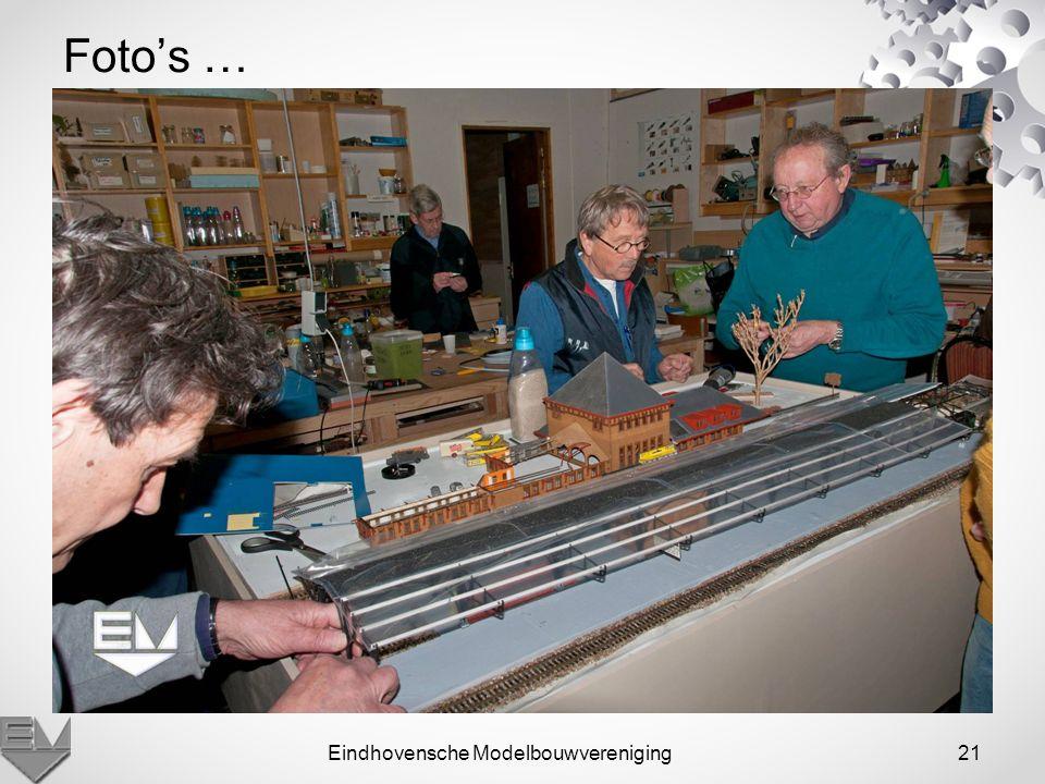 Eindhovensche Modelbouwvereniging21 Foto's …