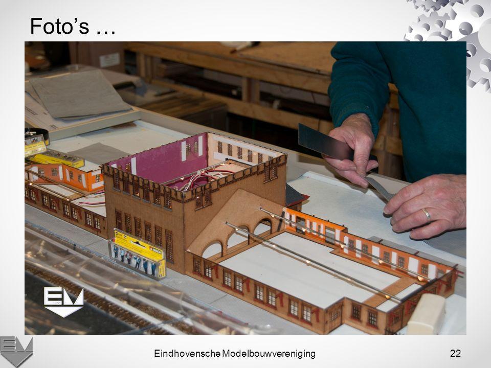 Eindhovensche Modelbouwvereniging22 Foto's …