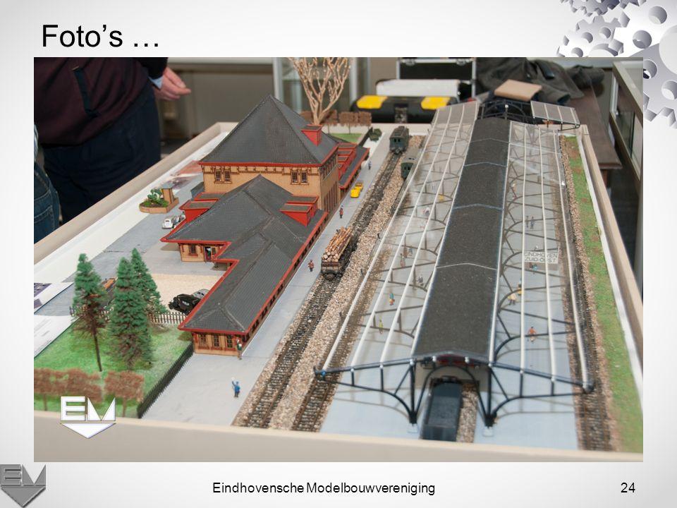 Eindhovensche Modelbouwvereniging24 Foto's …