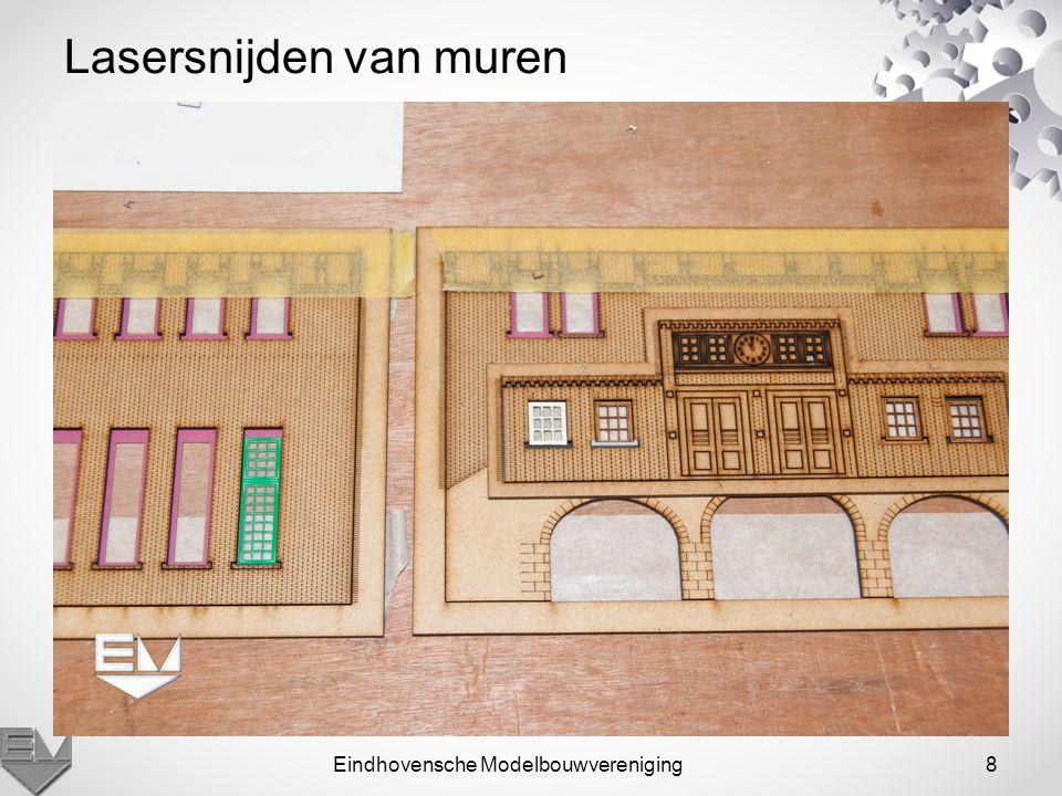 Eindhovensche Modelbouwvereniging9 3D printen … daken