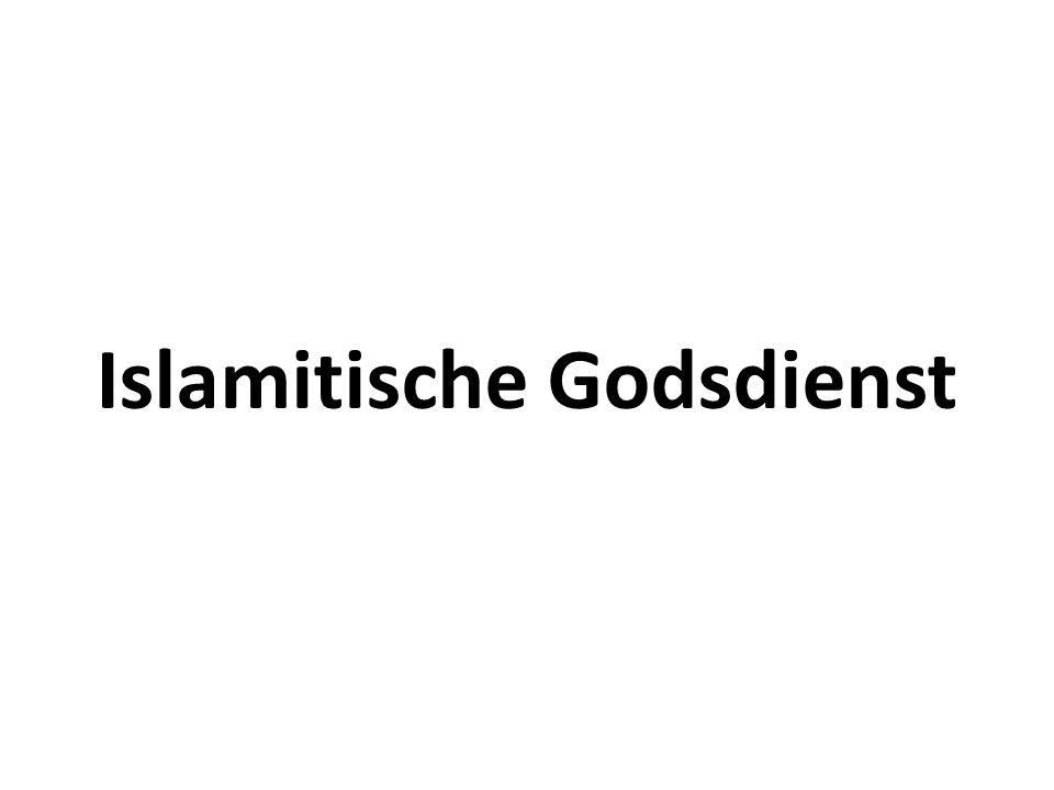 Islamitische Godsdienst