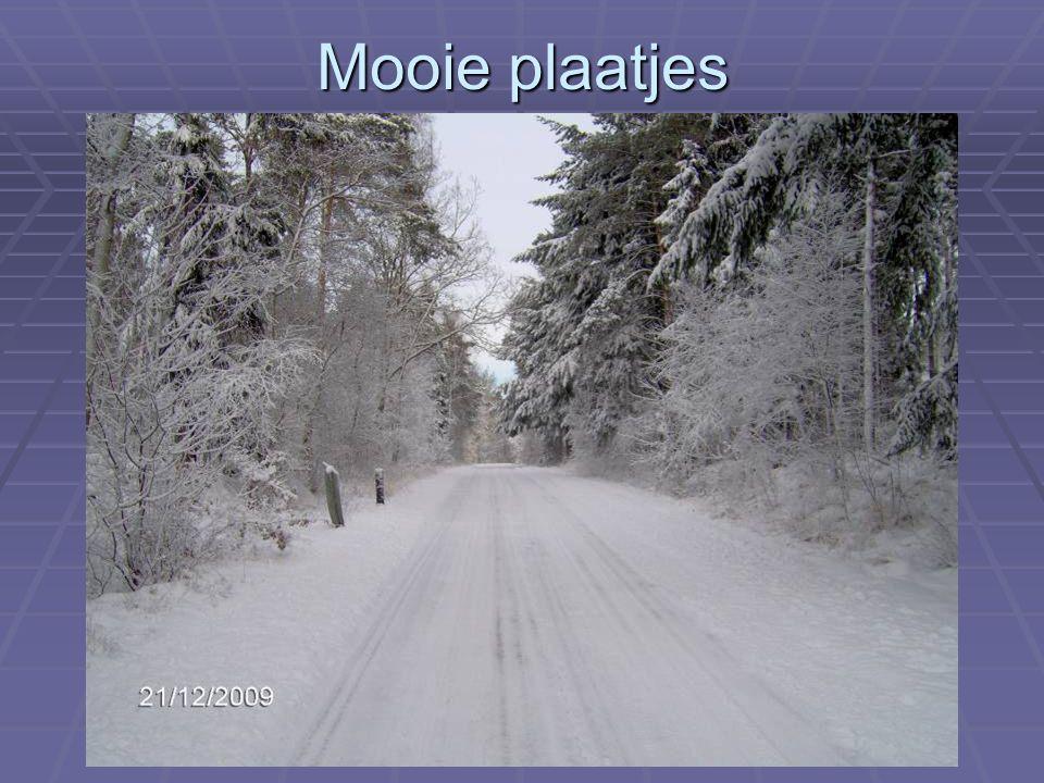 5 sneeuwschuiven