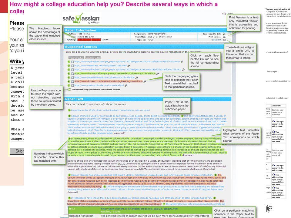 4 ICT: Unconstrained Response vragen  (Semi)automatisch nakijken van essayvraagstukken  CODAS  Criterion  Diverse Plagiaatdetectoren (Urkund, Safe Assignment, Ephorus, Turnitin etc.)  Peer-Assessment systemen  Patiënt simulatoren  Management Games  