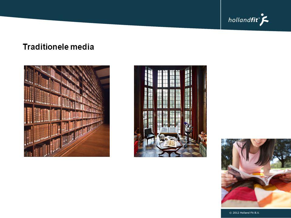 Traditionele media
