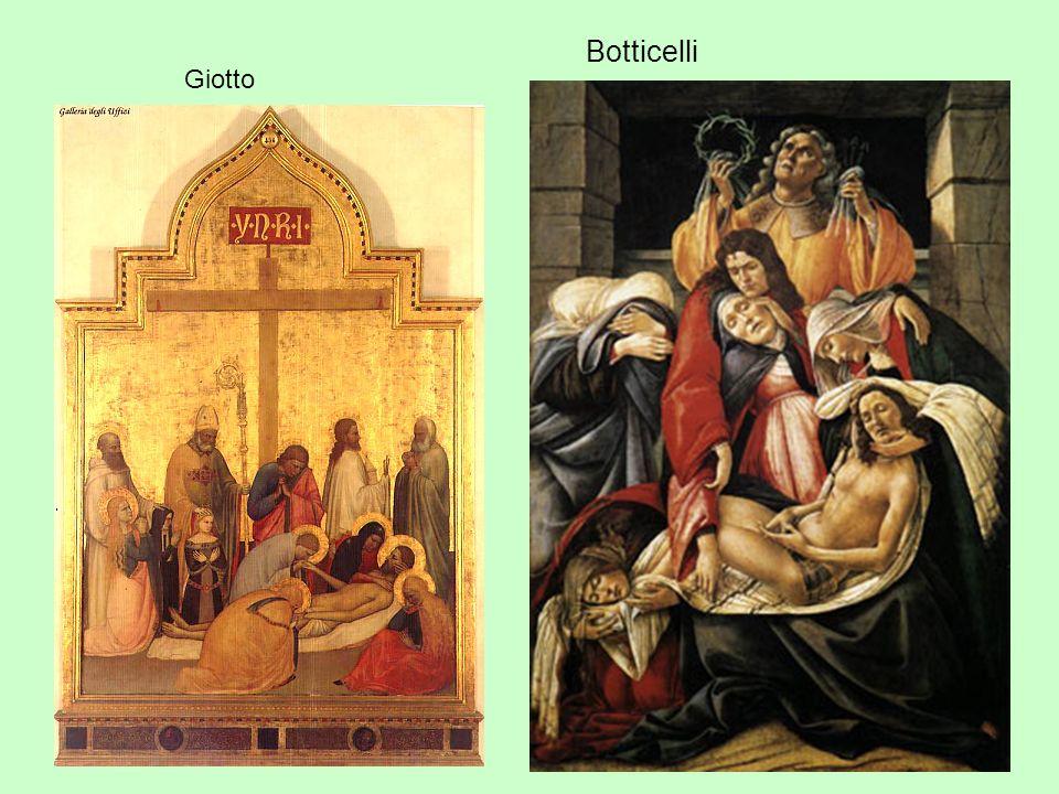 Botticelli Giotto