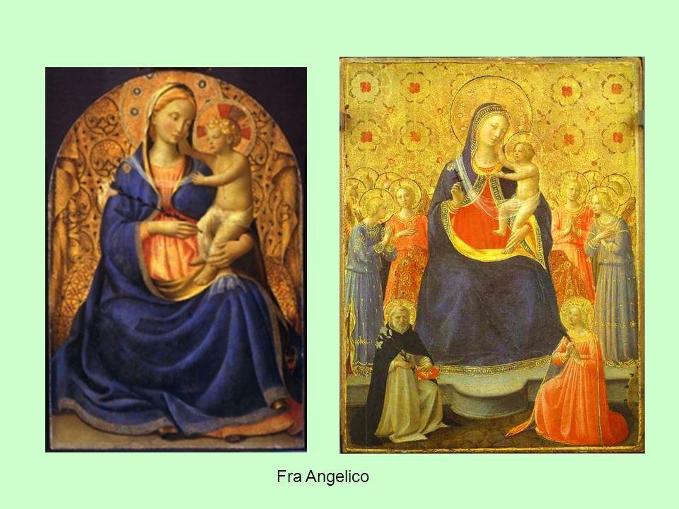 Filippo Lippi, Uffizi Botticelli, Uffizi