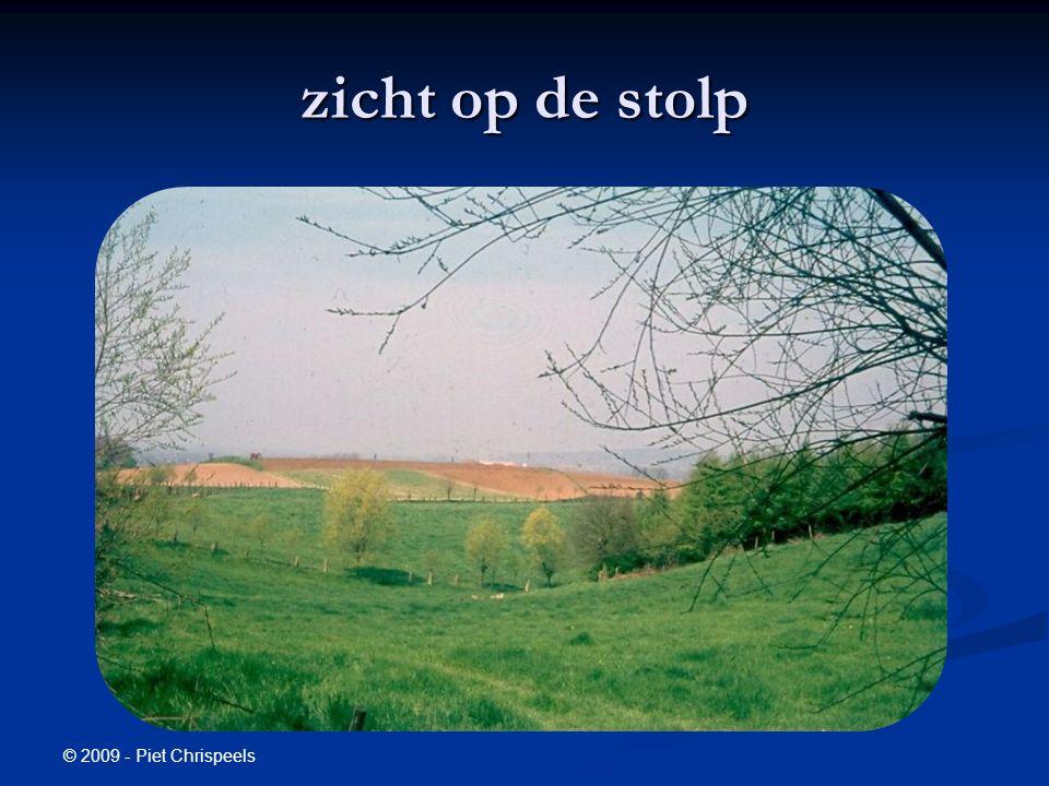 © 2009 - Piet Chrispeels zicht op de stolp