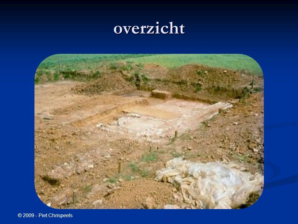 © 2009 - Piet Chrispeels overzicht