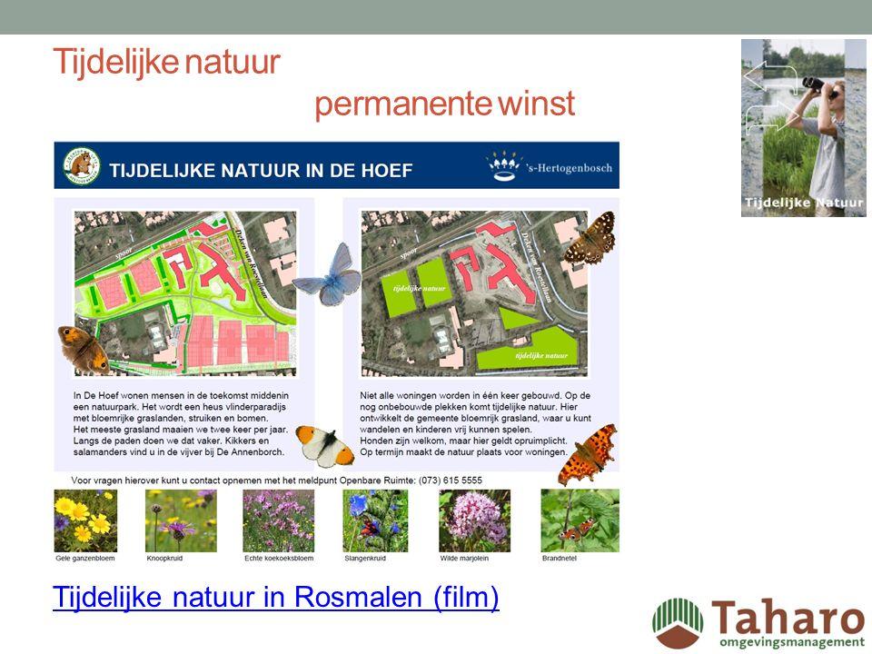 T Tijdelijke natuur in Rosmalen (film)