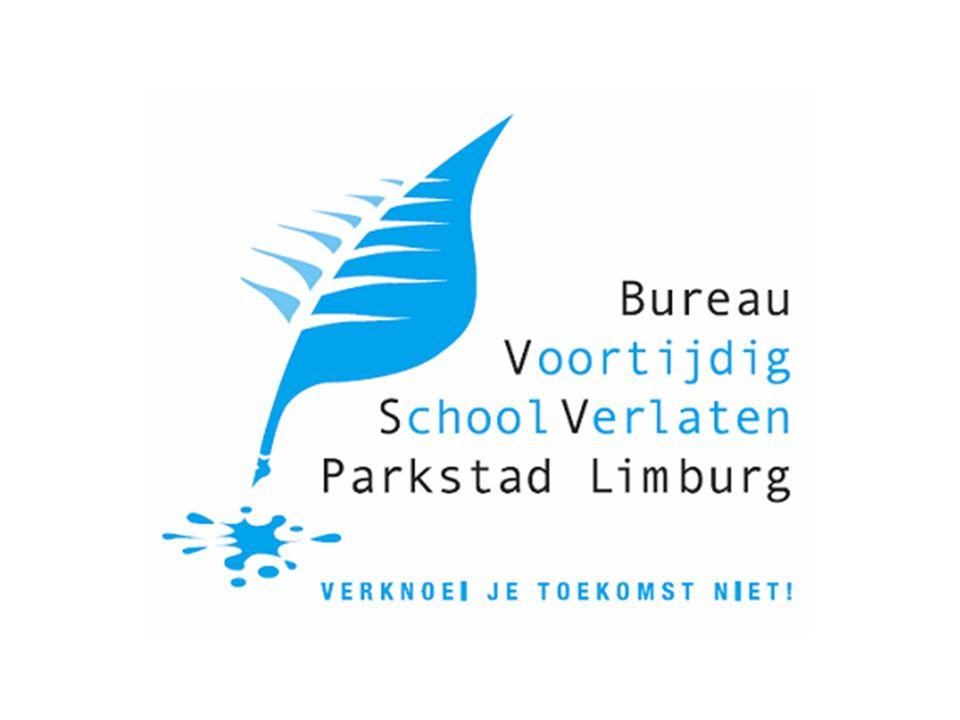 S TAND VAN ZAKEN VOORTIJDIG SCHOOLVERLATEN Z UID -L IMBURG Landelijk % vsv totaal: 2,1 % Zuid-limburg % vsv: 2,2 % Landelijk % vsv vo: 0,5 % Zuid-Limburg % vsv vo: 0,6 % Landelijk % vsv mbo: 5,7 % Zuid-Limburg % vsv mbo: 6,1 % 2012-2013 Grote vooruitgang geboekt.