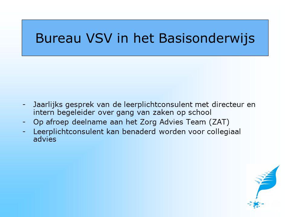Bureau VSV heeft altijd een bemiddelende rol vervuld bij het plaatsen van jongeren.