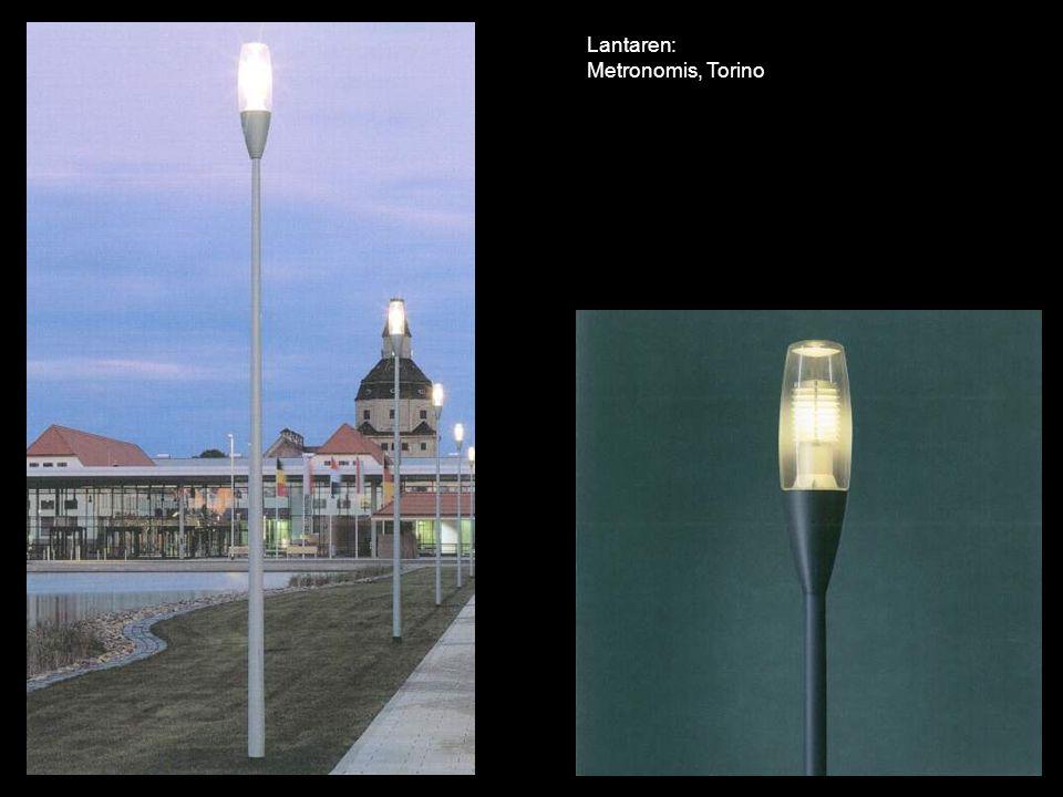 Lantaren: Metronomis, Torino