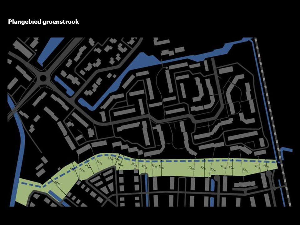 Plangebied groenstrook