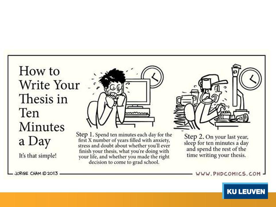 3.Planning: algemeen (2) !. Houd rekening met de deadlines !.