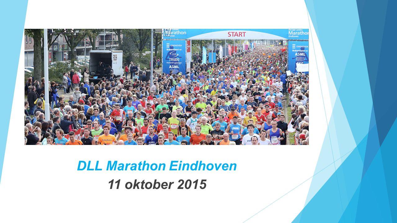 DLL Marathon Eindhoven 11 oktober 2015