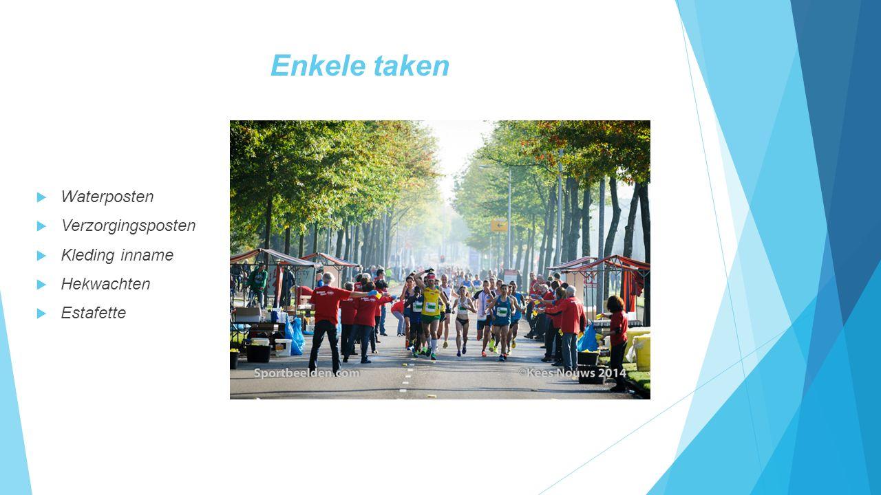 Belangrijk. DLL Marathon is een verplicht onderdeel van het eerste jaar.