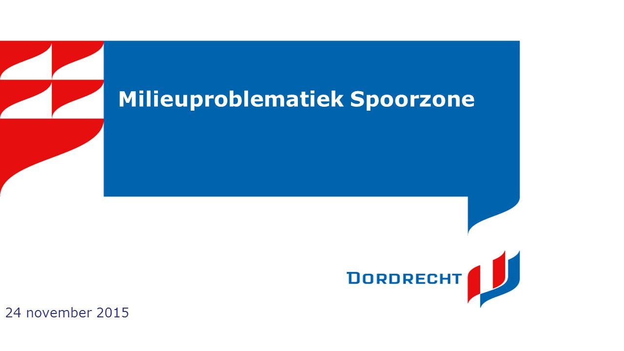 Inzet spoorzone Verkeer en vervoer (AUK) Maatregelen ter voorkoming van botsen en ontsporen Ontsporen grootste risico in de bocht Bouw ontsporingsgeleiding in de Bocht.