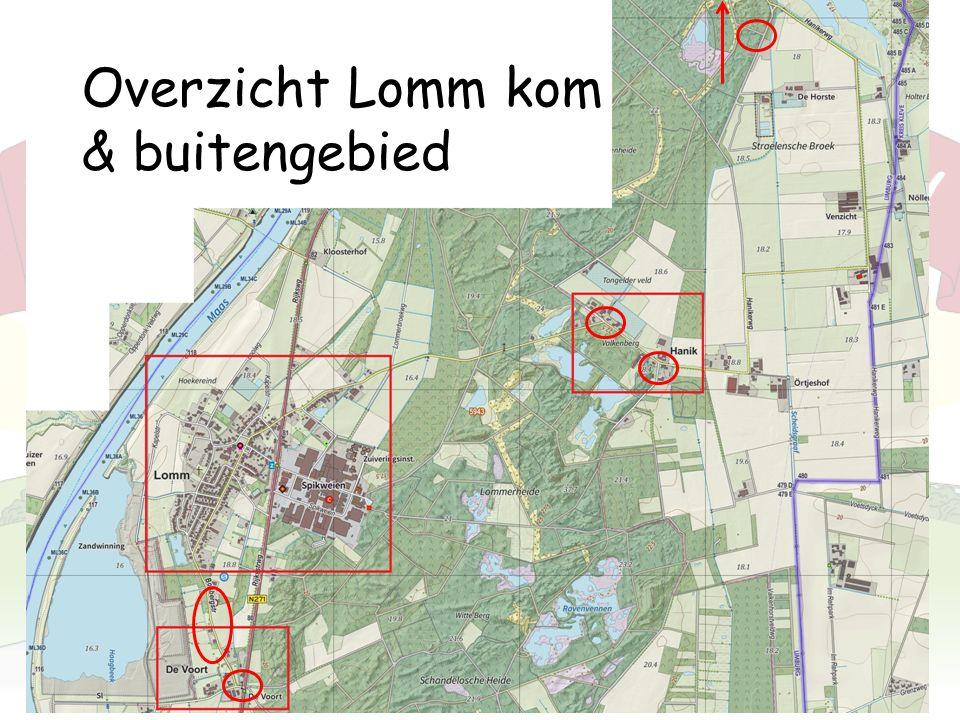Situaties Hanikerweg