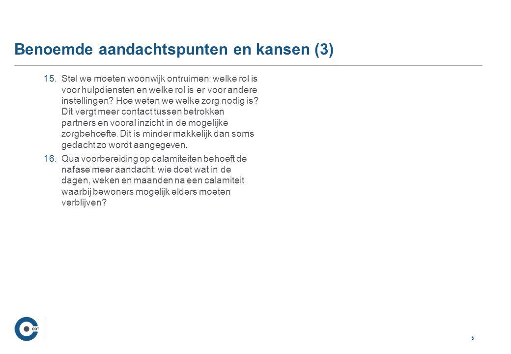 6 Marco Zannoni e m.zannoni@cot.nl i www.cot.nlwww.cot.nl Ihttp://www.cot.nl/sectoren/zorg/index.htmlhttp://www.cot.nl/sectoren/zorg/index.html T @MarcoZannoniCOT Het COT is een onderdeel van Aon Nederland