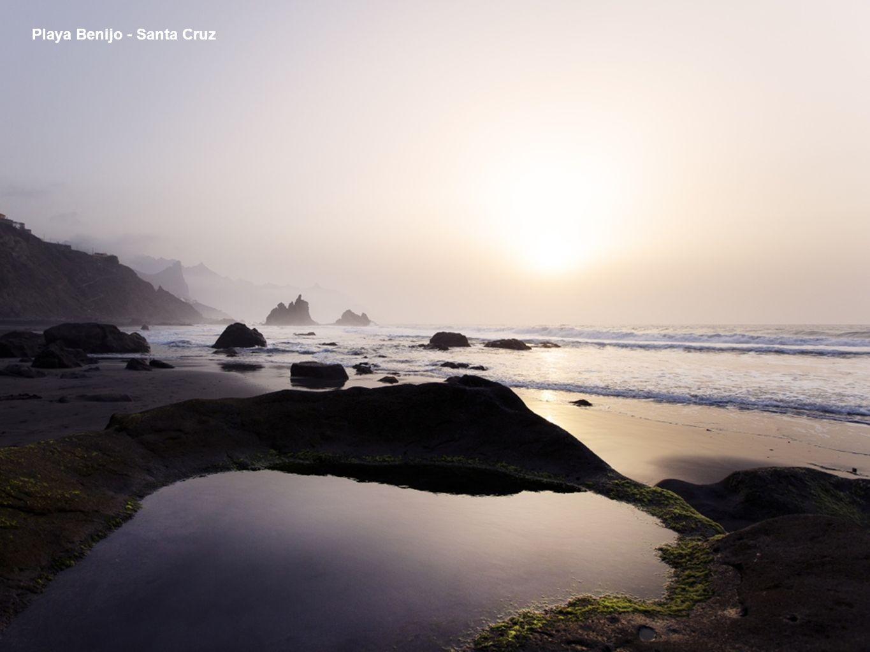 Playa Benijo - Santa Cruz
