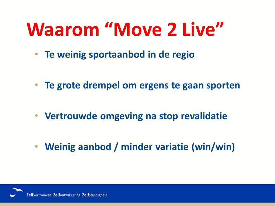 Waarom Move 2 Live