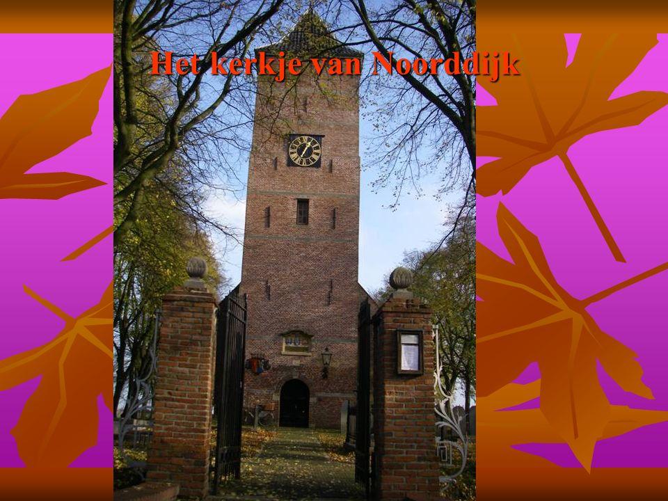 Het kerkje van Noorddijk
