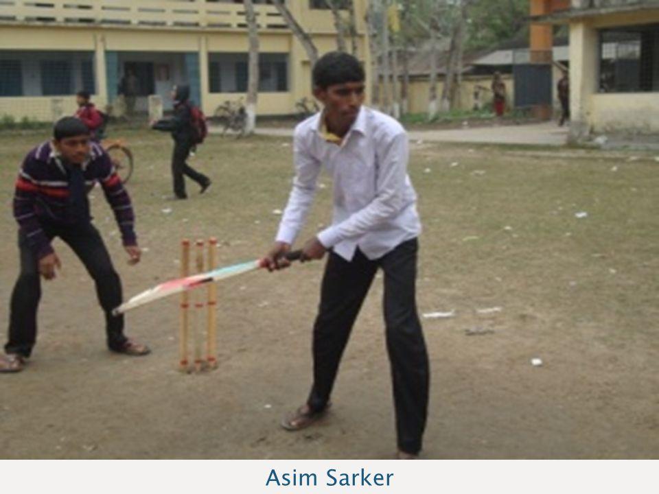 Sponsoravond Bangladesh Asim Sarker