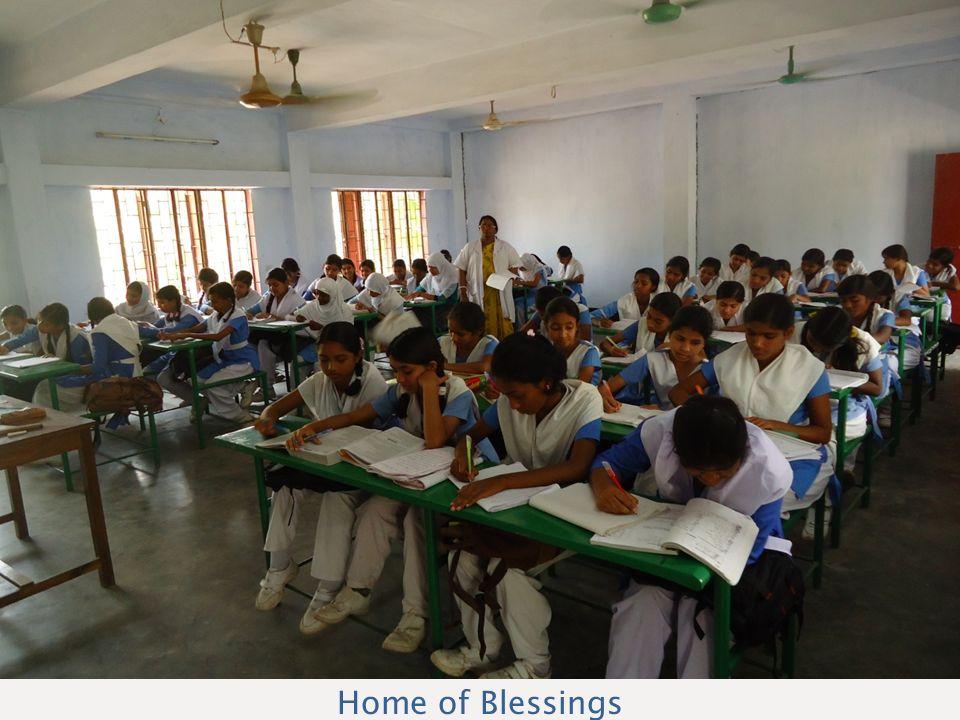 Sponsoravond Bangladesh Home of Blessings
