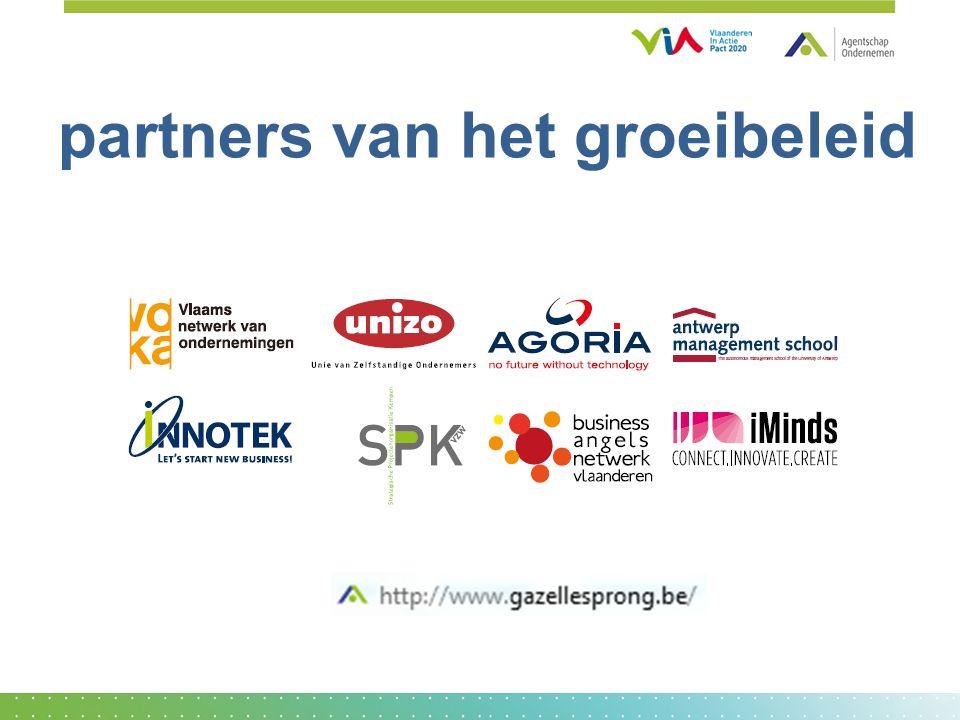 partners van het groeibeleid