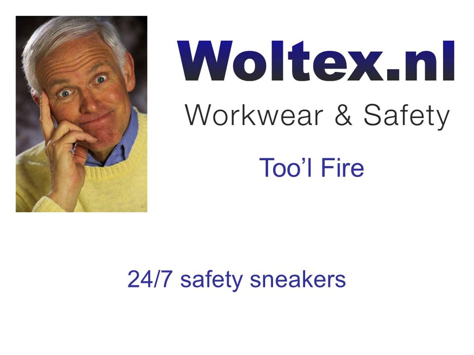 24/7 safety sneakers Too'l Rain