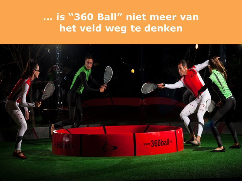 """Visual zoeken … is """"360 Ball"""" niet meer van het veld weg te denken"""