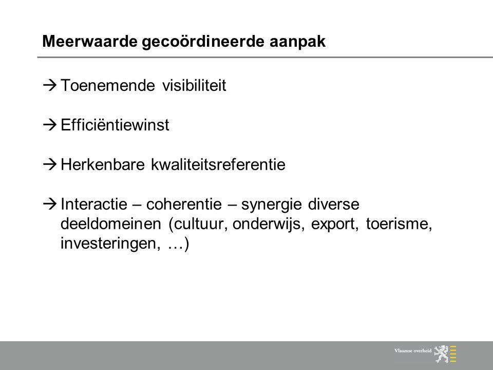 Internationale reputatie van Vlaanderen -Conclusies onderzoek Indigov/Callebaut 2009 -Focusgroepgesprekken bij specifieke expatprofielen (incl.