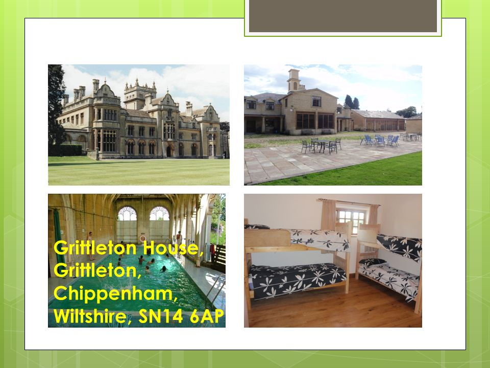 Grittleton House, Grittleton, Chippenham, Wiltshire, SN14 6AP