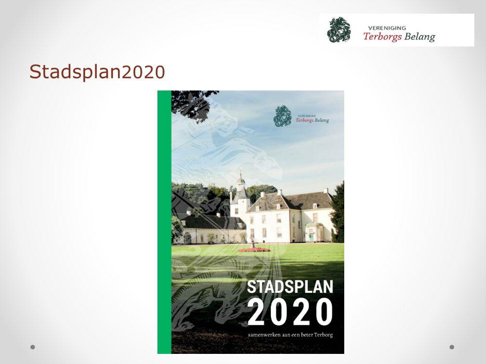 Stadsplan 2020