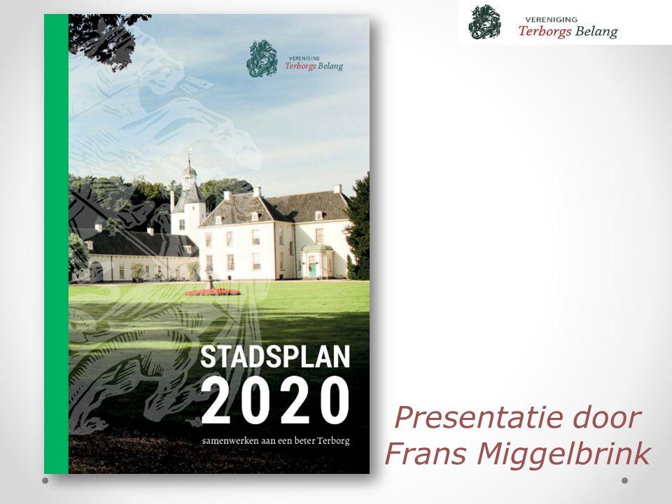 Presentatie door Frans Miggelbrink