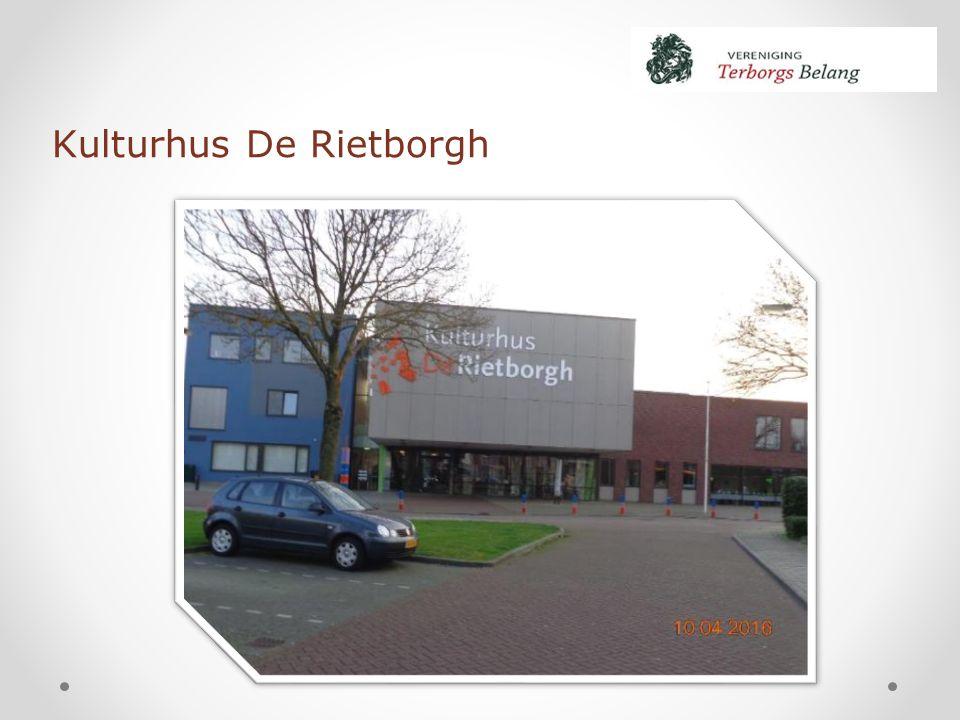 Kulturhus De Rietborgh