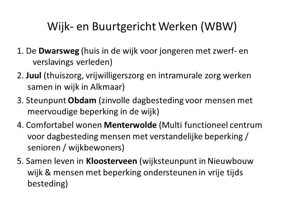 Wijk- en Buurtgericht Werken (WBW) 1.