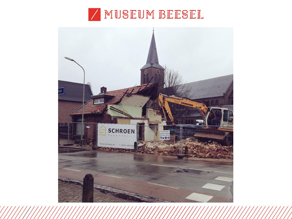 Korte terugblik Plan museum in kerk 2015 Stichting Museum Beesel