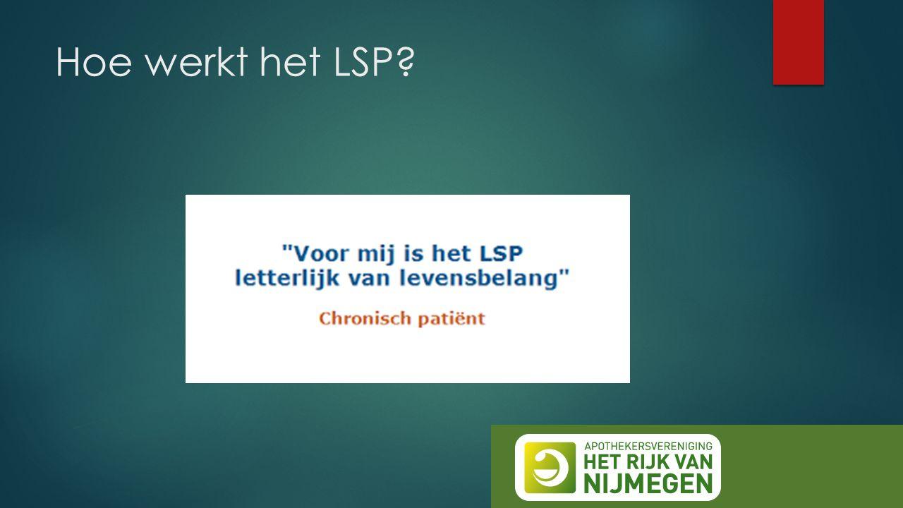 Hoe werkt het LSP?