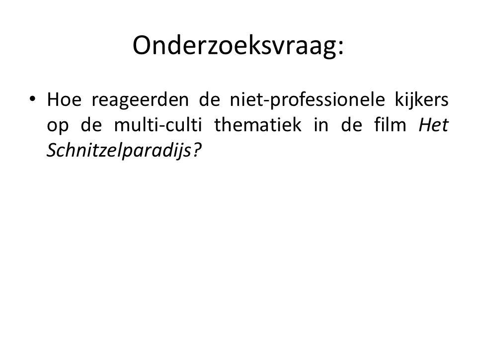 Werkwijze: Ongeveer 25 recensies uit het internet, die: – ondertekend ÓF door een geregistreerde gebruiker geschreven zijn (met een vaste nickname) – een bredere uiting vormen (meer zinnen, een titel, enz.) – op de pagina´s staan die zich vooral op film richten, bv.: » www.imdb.com, www.preview.nl, www.filmkrant.nl, www.filmkeuze.nl, www.filmrecensies.net www.imdb.comwww.preview.nlwww.filmkrant.nl www.filmkeuze.nlwww.filmrecensies.net