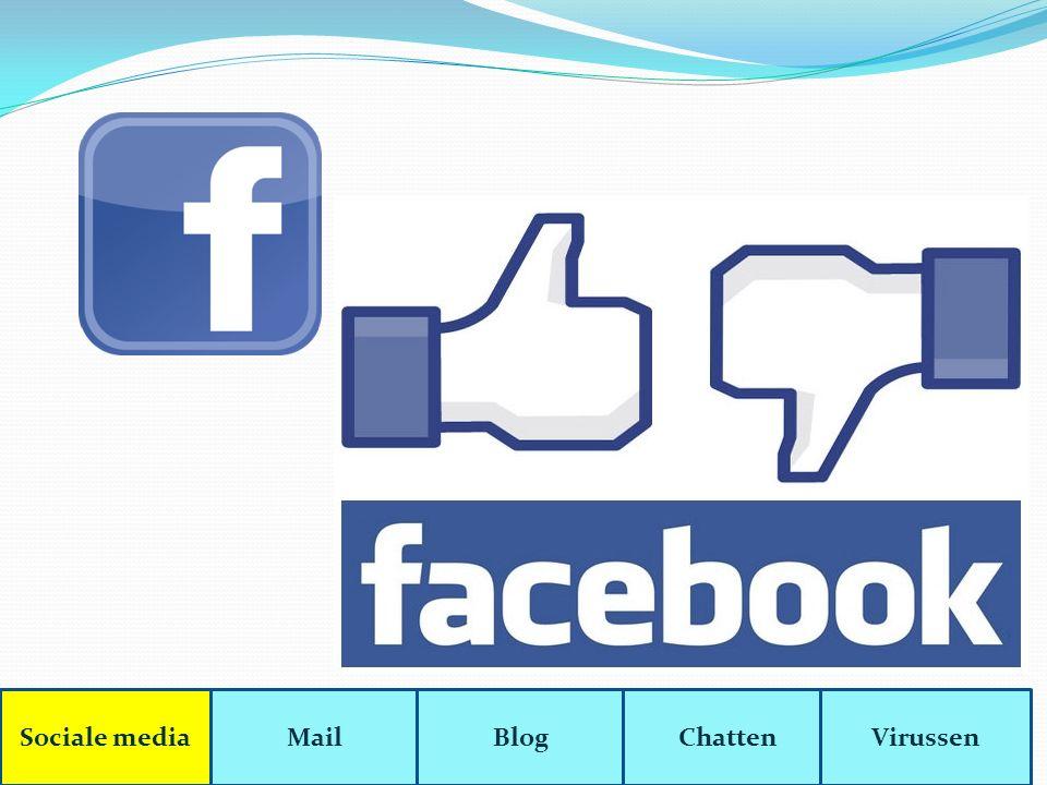 Sociale mediaMailBlogChattenVirussen