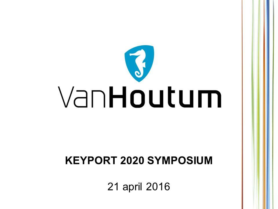 KEYPORT 2020 SYMPOSIUM 21 april 2016