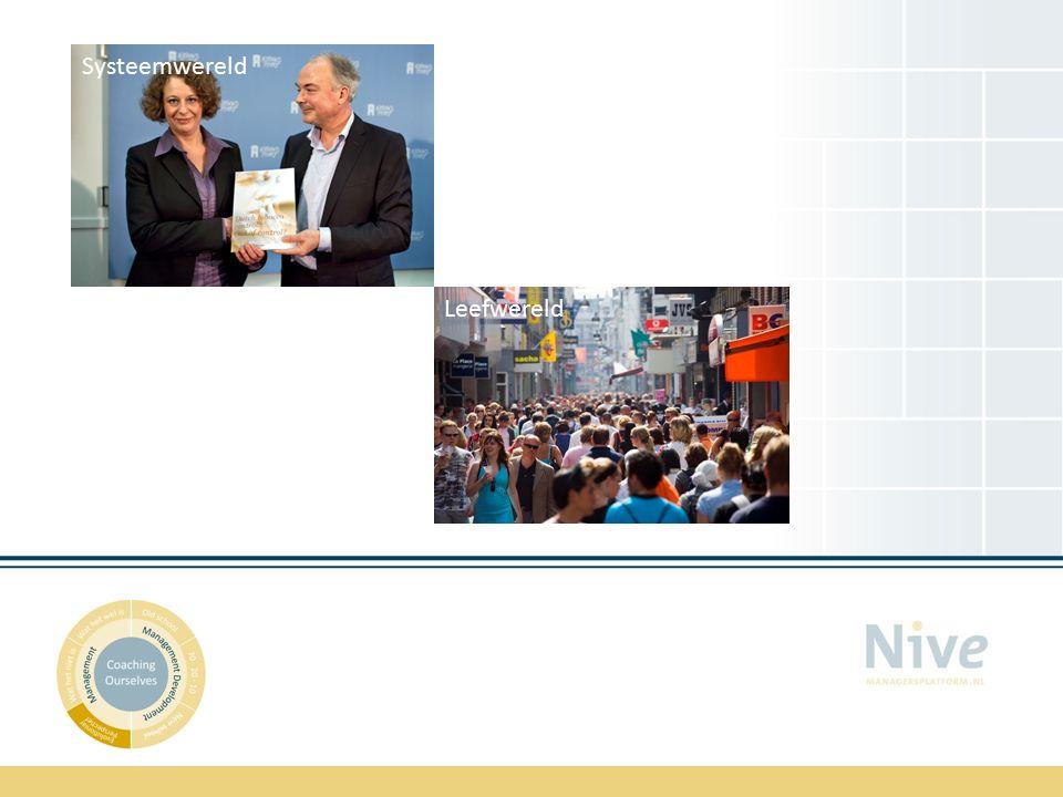 Oplossing Henry Mintzberg: Wat we zouden moeten stimuleren zijn gemeenschappen van specialisten / werkenden die op natuurlijke wijze hun werk verrichten, waarbij zowel leidschap als management een intrinsiek onderdeel daarvan vormt.