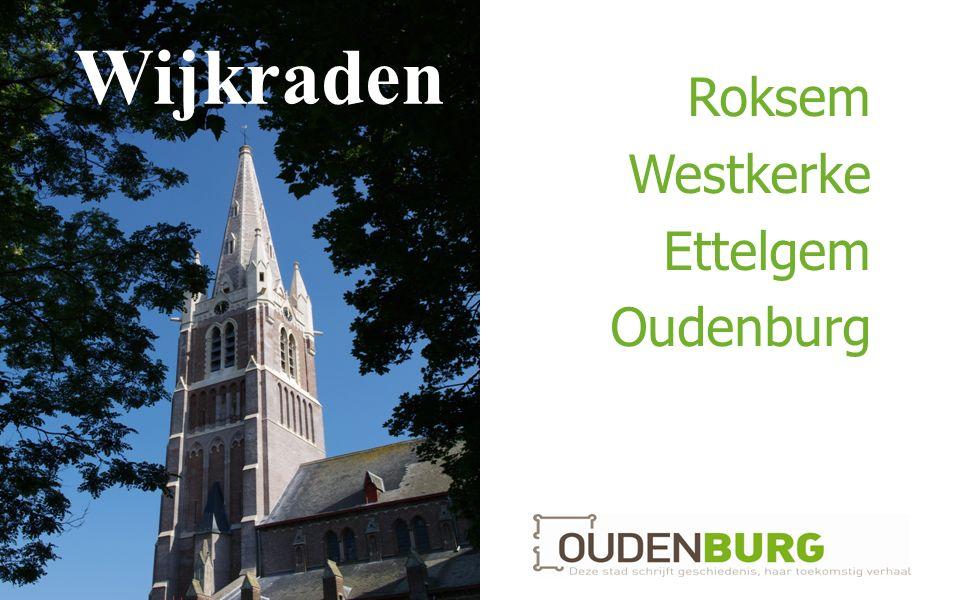 Wijkraden Roksem Westkerke Ettelgem Oudenburg