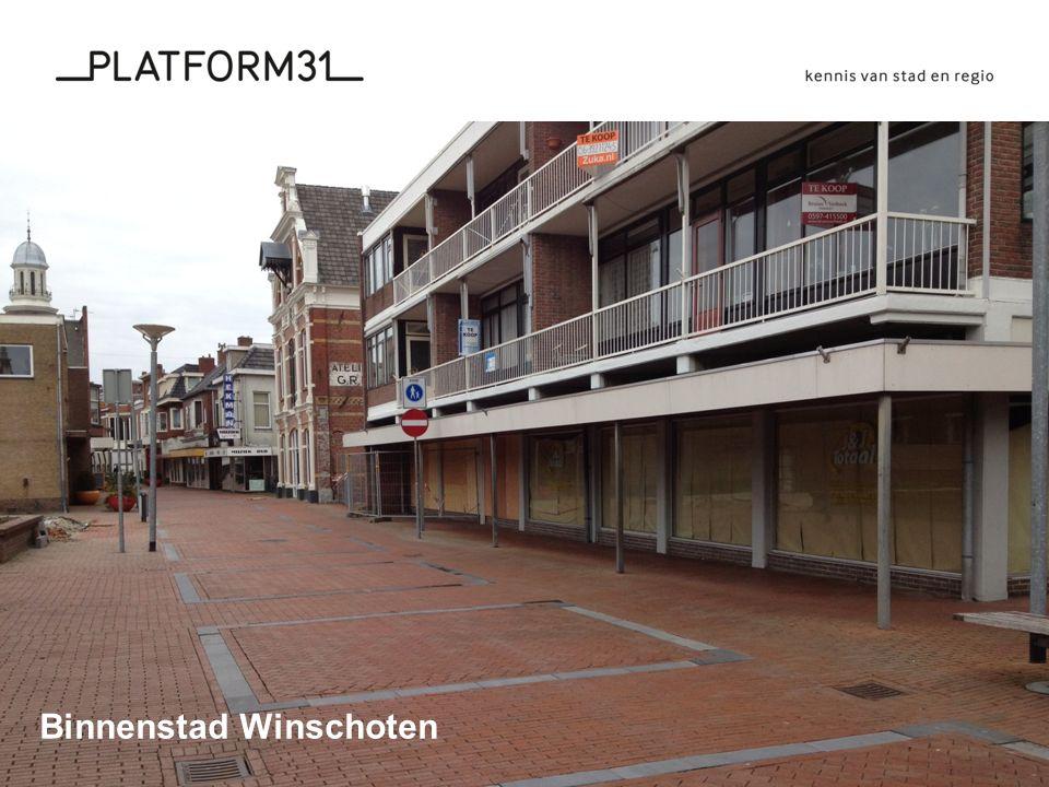 winschoten Binnenstad Winschoten