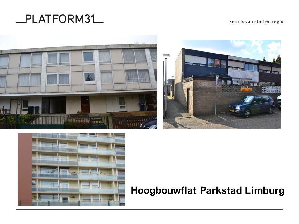 Hoogbouwflat Parkstad Limburg