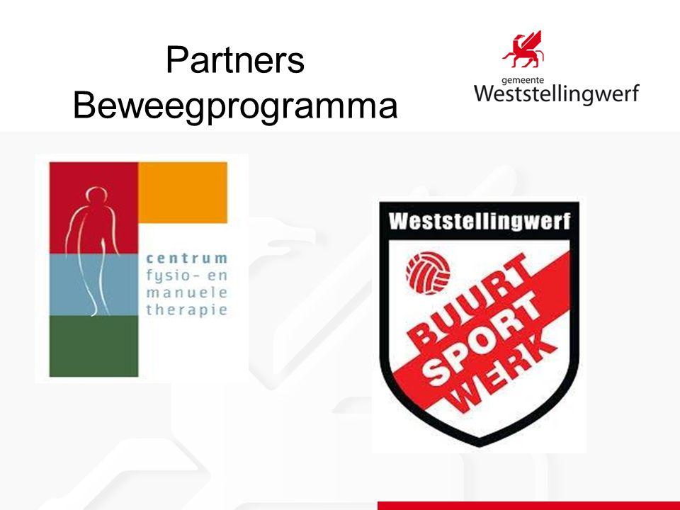 Partners Beweegprogramma