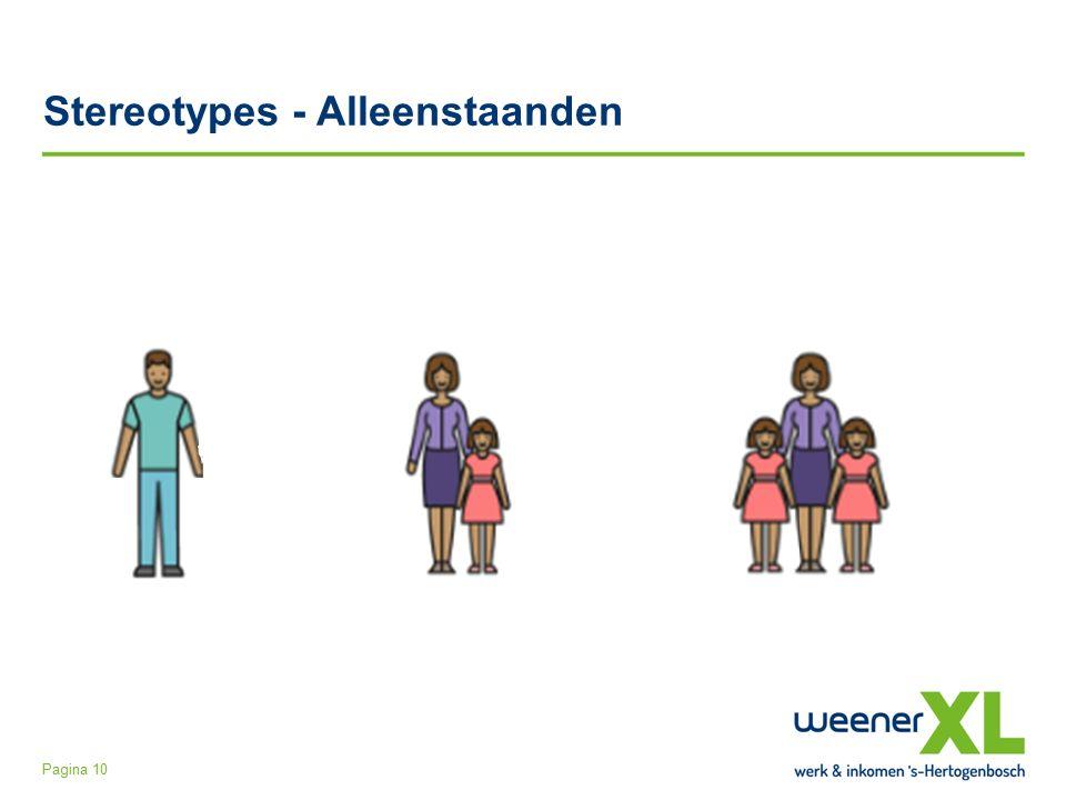 Stereotypes - Alleenstaanden Pagina 10